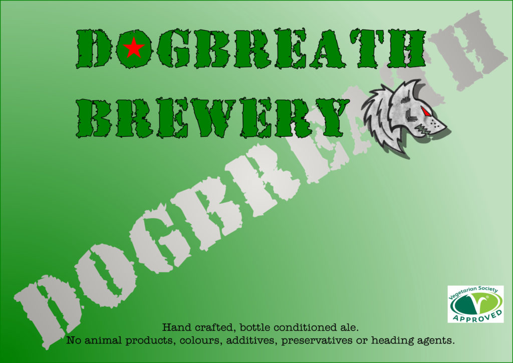 Dogbreath Brewery - vegan beer